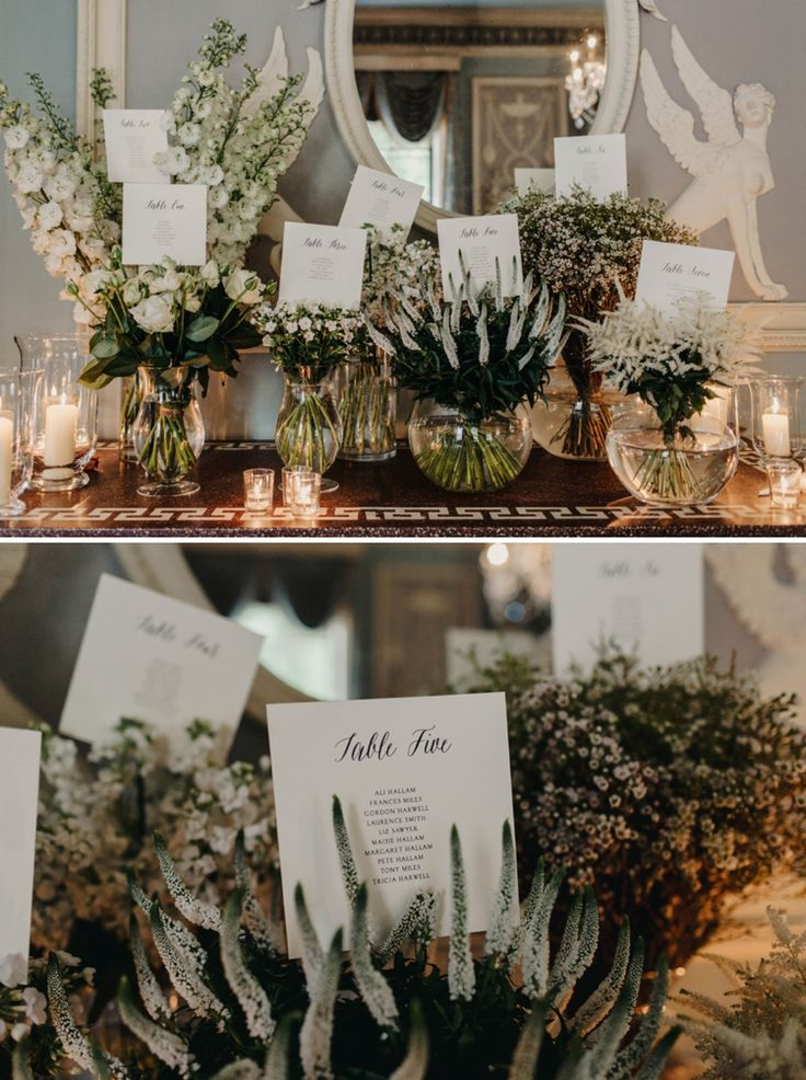 105 Best Images About Wedding Table Plans Escort Cards On