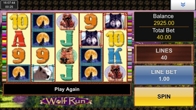 Wolf Run Slot Review | IGT