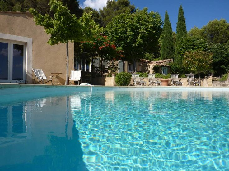 46 best Provence images on Pinterest Provence, Provence france and - location vacances provence avec piscine