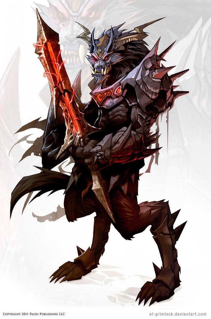 Wolf Warrior 3 by el-grimlock.deviantart.com on @deviantART