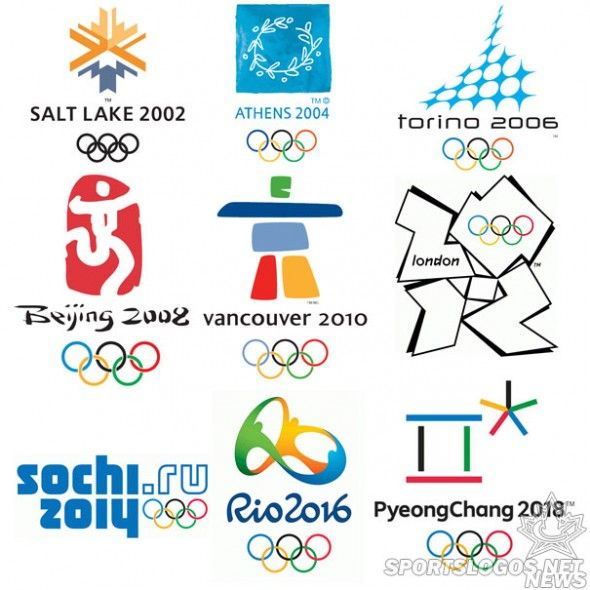 2018Winter Olympics   2018 Winter Olympics Logo Unveiled