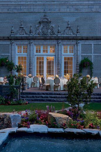 Ritz-Carlton Montréal - Garden Terrace