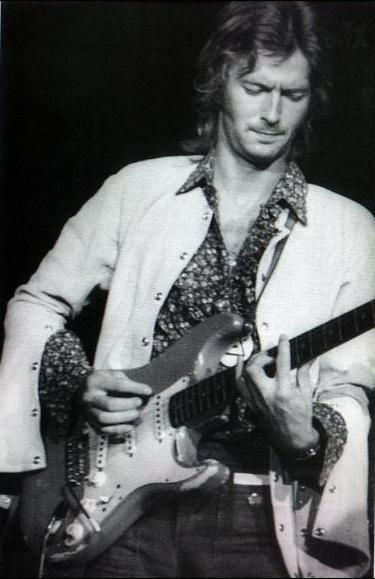 Clapton cites Muddy Waters, Freddie King, B.B. King, Albert King, Buddy Guy, and Hubert Sumlin as guitar playing influences. Clapton stated blues musician Robert Johnson to be his single most important influence.