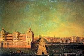 Antonia's home of St. Petersburg, Russia in the 18th century.