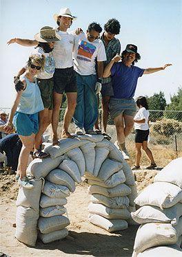 Sandbag Architecture