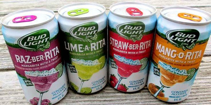 Bud Light Lime-A-Rita Beers