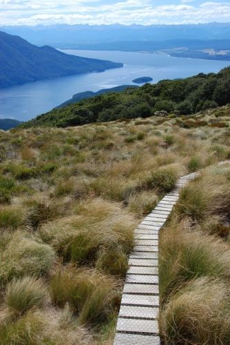 Incredibly Sublime Places to Travel to this Winter Kepler Track New Zealand Ebook: 9 Great Walks Of New Zealand newzealandwalking...