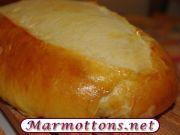 La gâche vendéenne à la crème fraîche, moelleuse, bien dorée et appétissante
