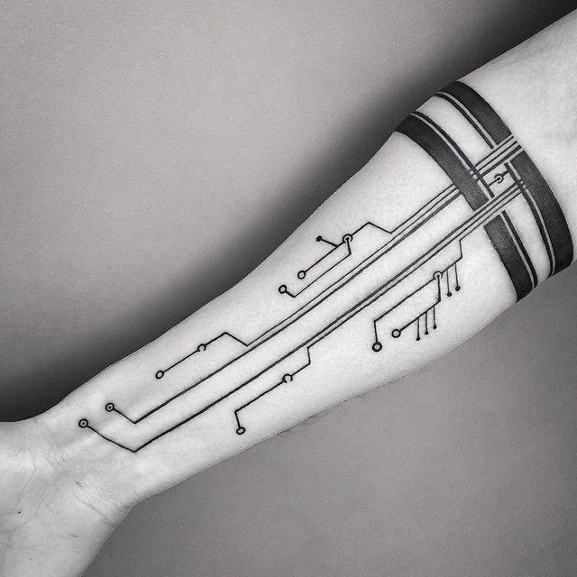 Family Circuitree Tattoo (by Dino Nemec) by gruppler on DeviantArt