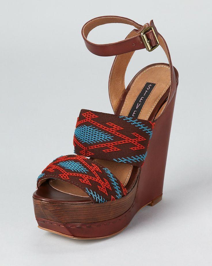 STEVEN BY STEVE MADDEN Wedges - Bernidet Two Strap Elastic - Shoes -  Bloomingdale's