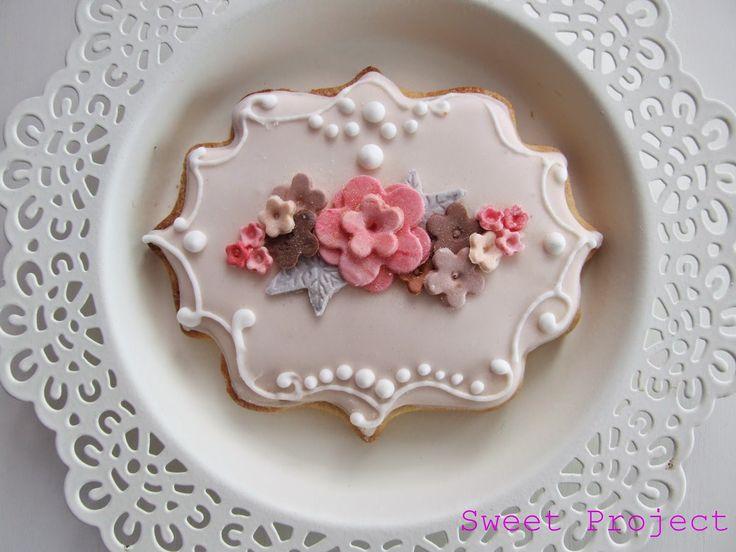 Sweet Project: Eleganckie ciasteczka na Dzień Babci i Dziadka