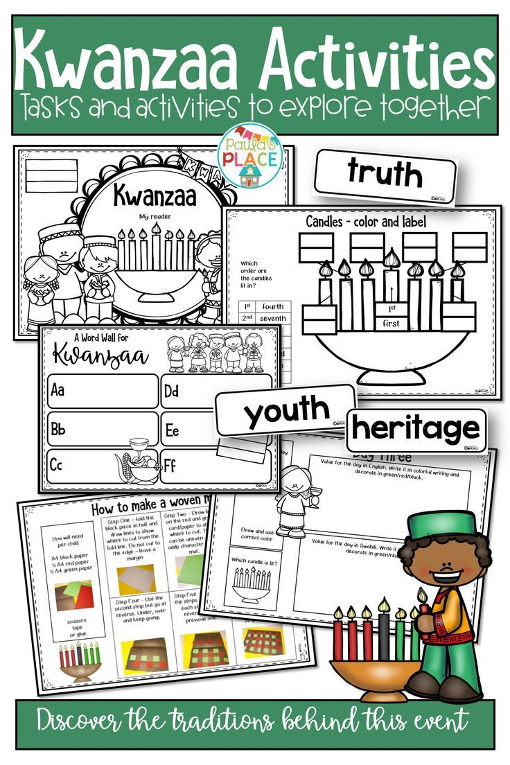 medium resolution of Kwanzaa is a celebration of African-American culture through community