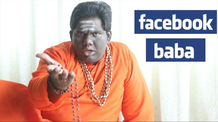 Facebook Baba - A film by Sabarish Kandregula