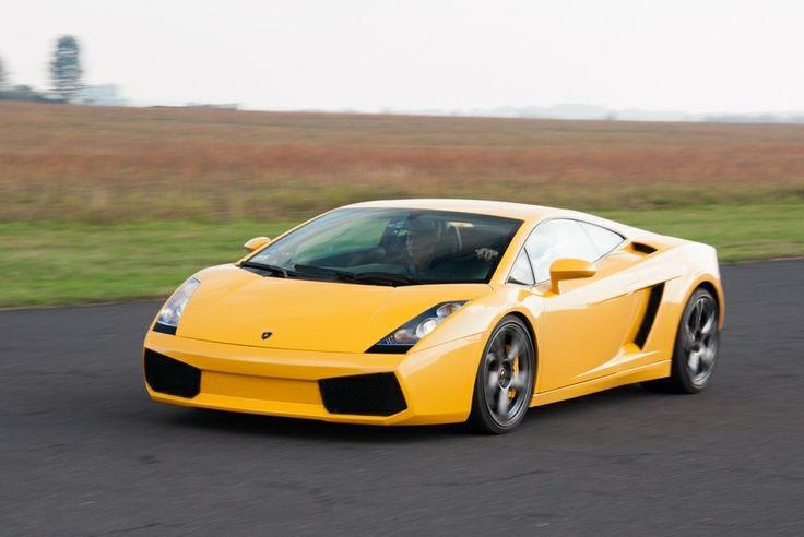 Jazda Lamborghini Gallardo na torze wyścigowym