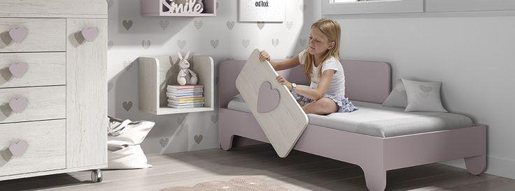 Cunas convertibles - Mobiliario para bebé