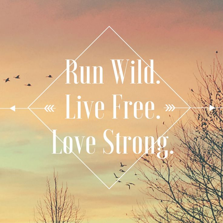 Run Wild. Live Free. Love Strong. For King and Country lyrics