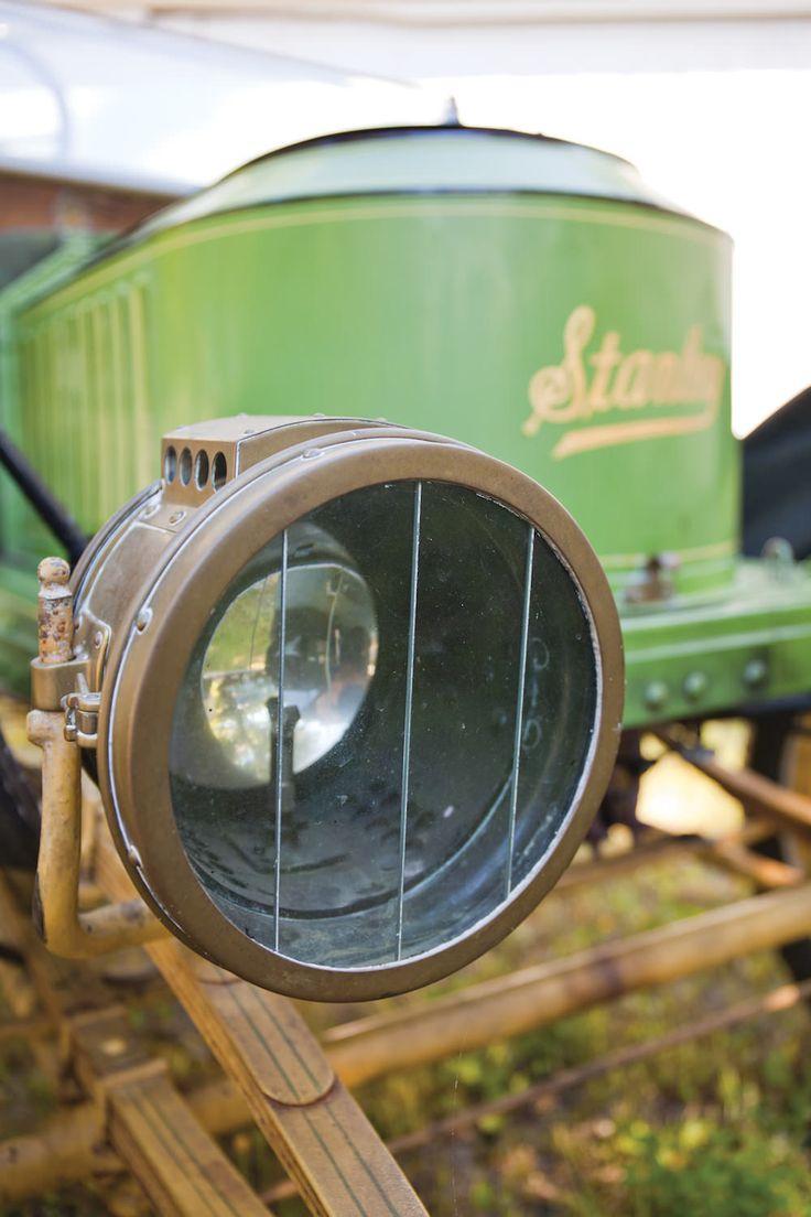 Stanley Steamer: Model E2