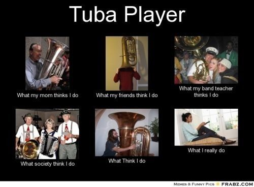 Annette Tubby The Tuba