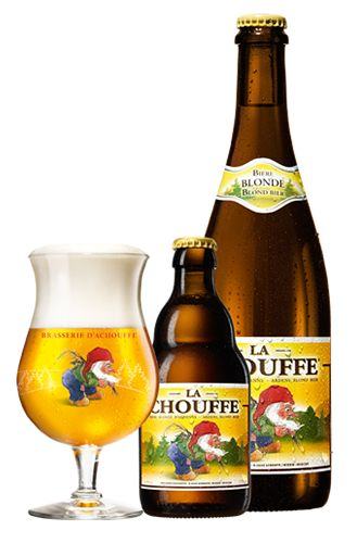 La Chouffe beer profile and food pairings. Recipes included!