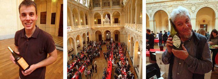 #VIN #NATUREL : UNE DÉMARCHE #MILITANTE ! Vigneron nature dans le Jura, Valentin Morel a moins de 30 ans et nous explique sa démarche et l'esprit de ses vins, à l'occasion du Salon Rue89 qui s'est tenu à Lyon les 5 et 6 novembre.