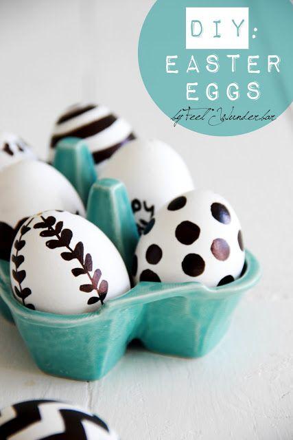 DIY Ovos de pascoa PB 1