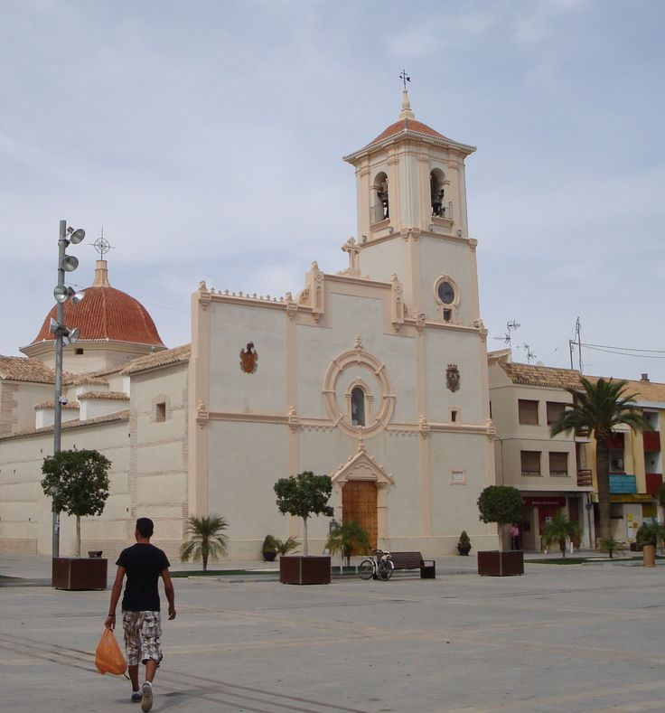 San Javier, Murcia. Spain