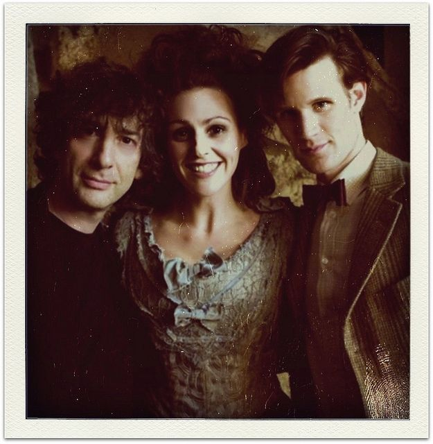 """The Doctor's Wife""...I was so excited when I found out that Neil Gaiman was writing an episode of Doctor Who...and I loved Suranne Jones as the TARDIS :)"