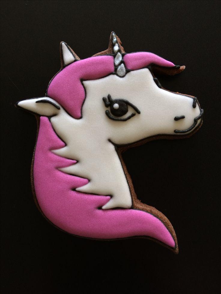 Eenhoorn Koekje / Unicorn Cookie