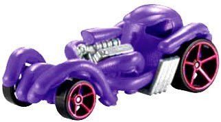 Disney / Pixar Toy Story 3 Hot Wheels Die Cast Vehicle Speedin Stretch