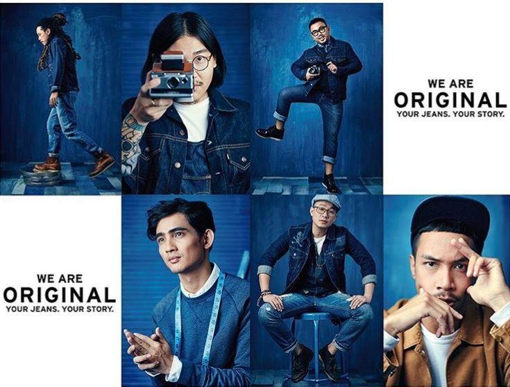 Levis Malaysia •  #weareoriginal