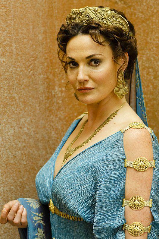 Queen Pasiphae from Atlantis on BBC America