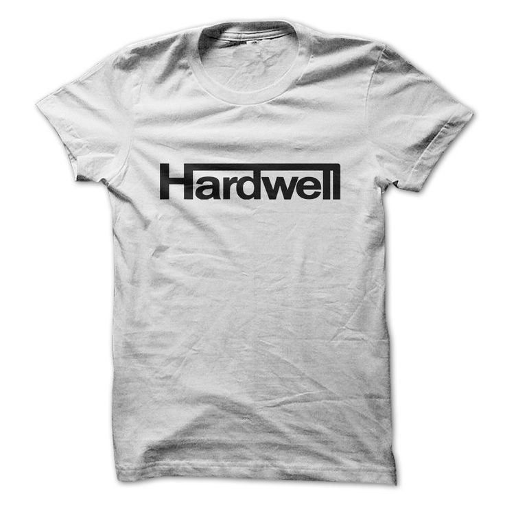 (Greatest T-Shirts) #1 DJ Hardwell - Order Now...