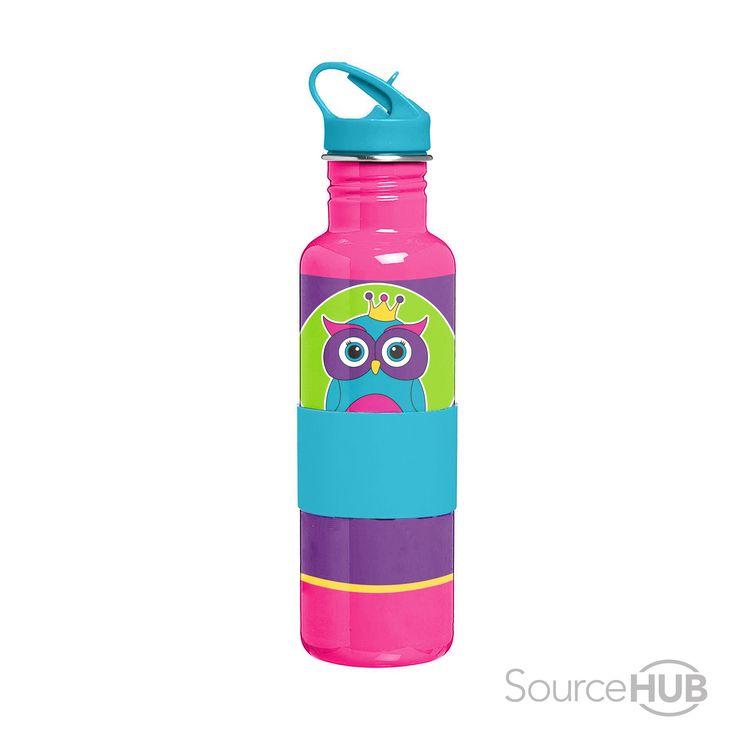 Kids Waterbottle - Designed by SourceHub.