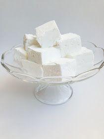 Annettes kager og andre lækkerier: Lækre hjemmelavet skumfiduser
