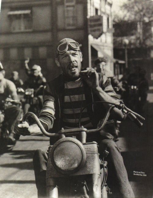 Lee Marvin.......Wild One