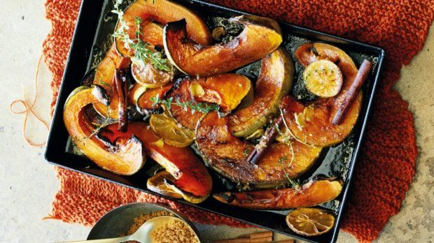 Sladká dýně se skořicí, zázvorem a citrusy je bezpochyby vítězná kombinace.
