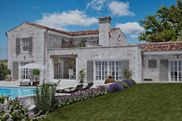 Dussmann homes - Luxusvillen in Istrien, Kroatien