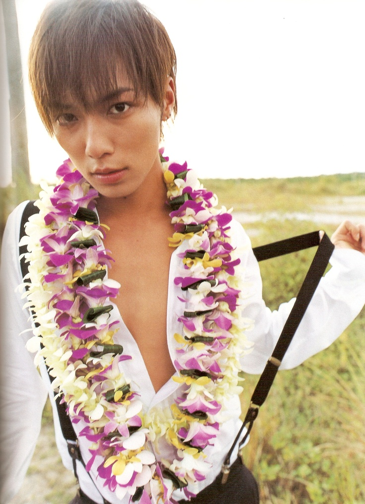 Hiroki Narimiya - hot japanese actor famous for drama's such as gokusen,Stand up and bloody monday.