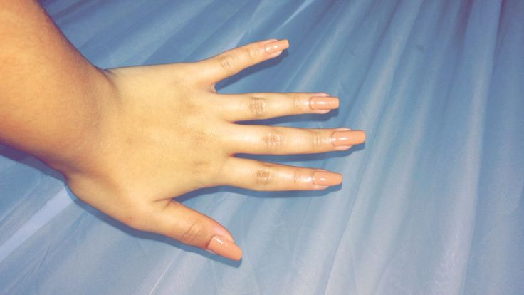 Nude Nails, staying classy