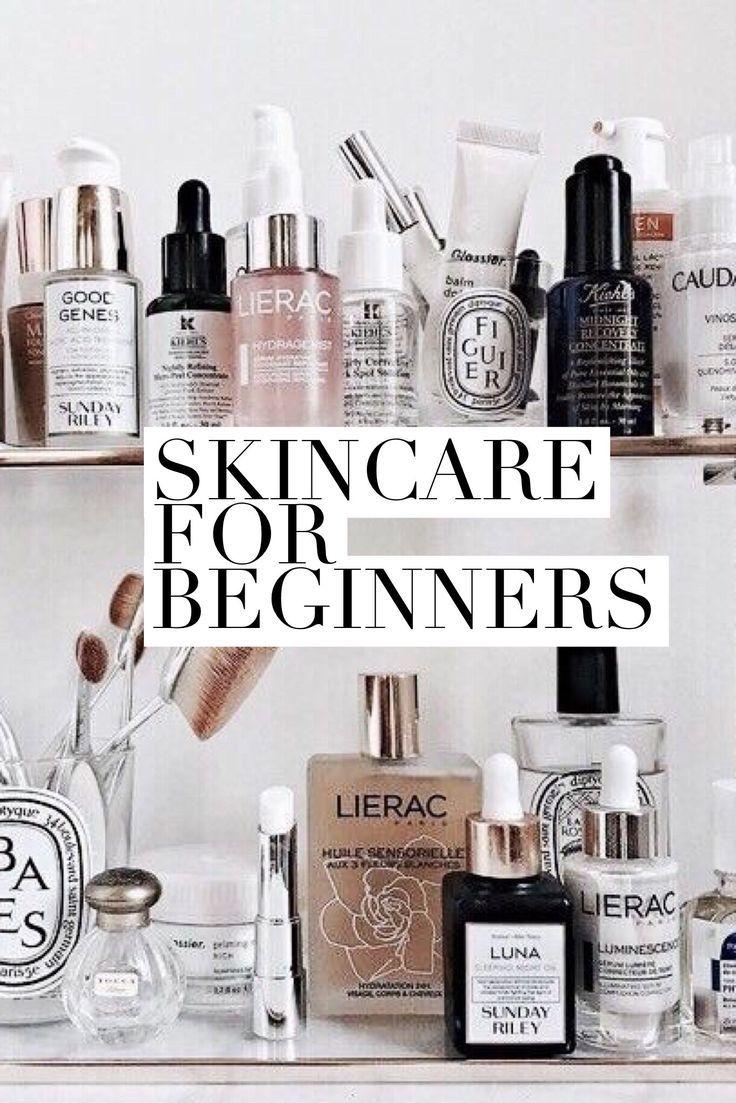 Skincare essentials for beginners musina skincare