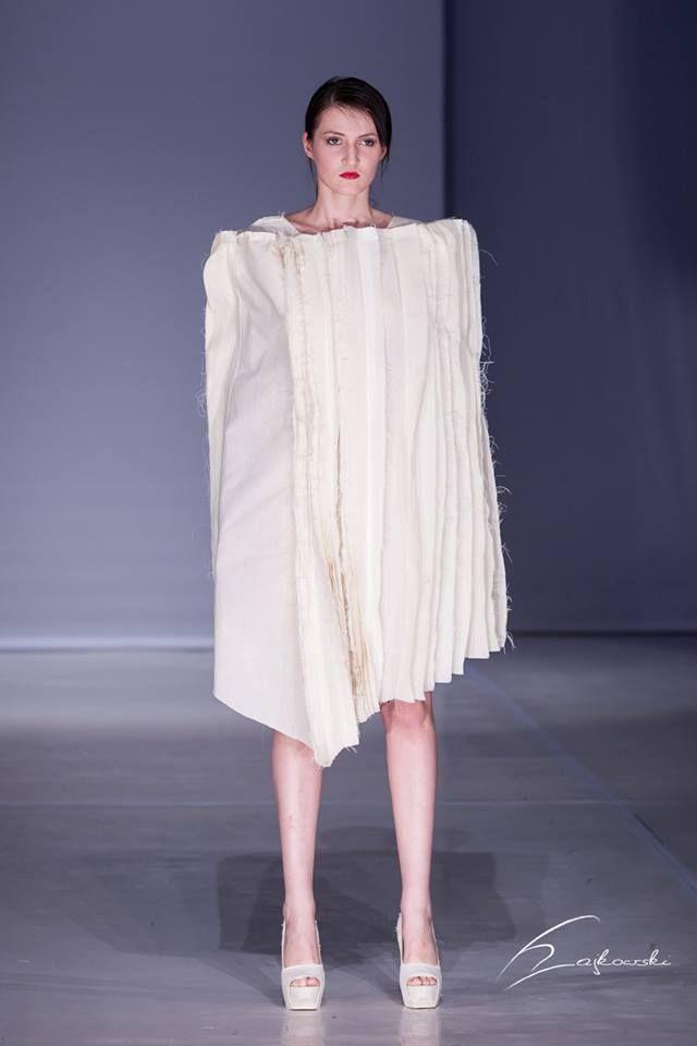 Fashion Lab 2014, Cracow, Poland.