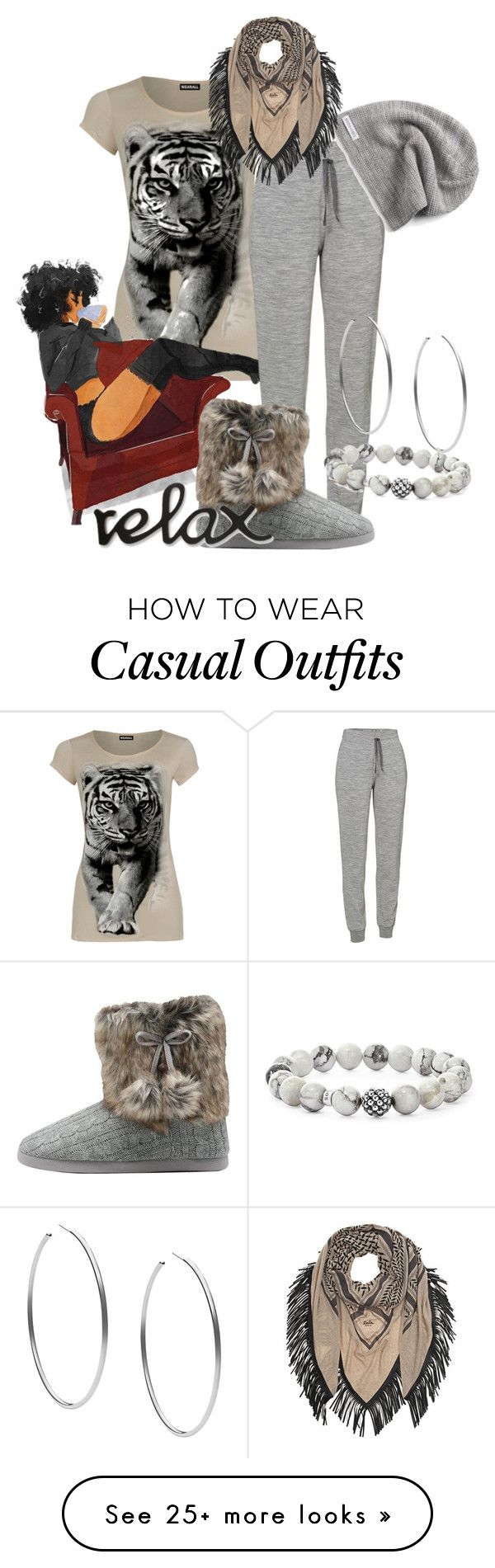 """""""Untitled #943"""" by saritanwa on Polyvore featuring WearAll, Icebreaker, M&Co, Converse, Michael Kors, Lala Berlin and Lagos"""