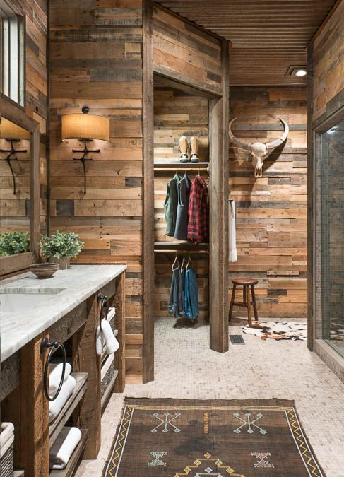 17 Best Images About Reclaimed Pallet Wood Walls On