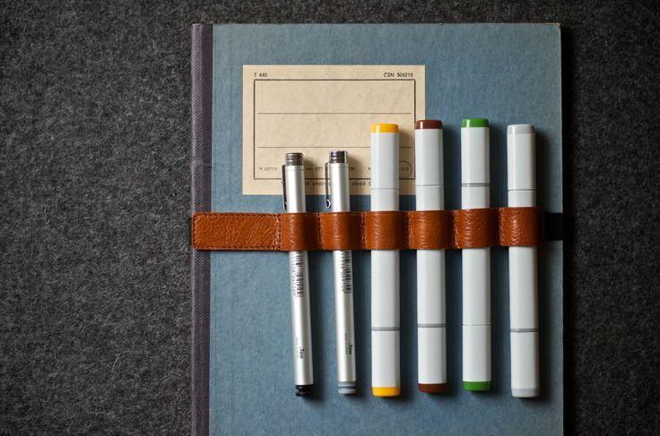 Safe: pen holder