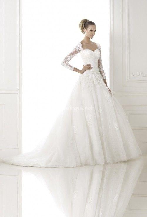 Pronovias Mariage : 6 choses à savoir pour bien choisir votre robe de mariée