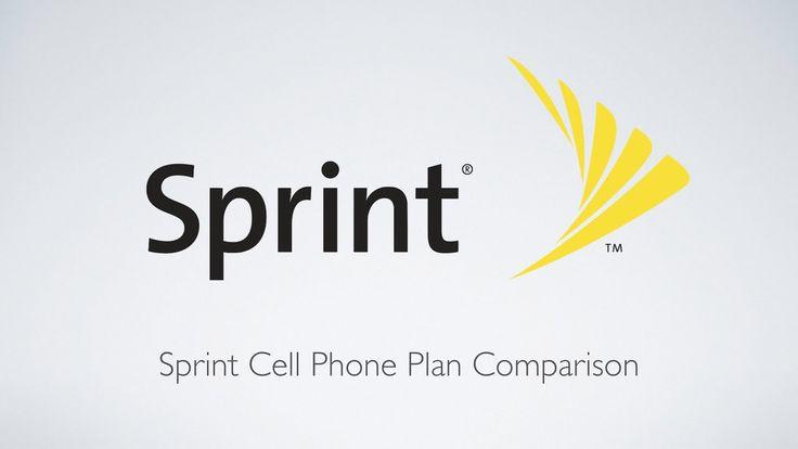 Sprint Cell Phone Plan Comparison!