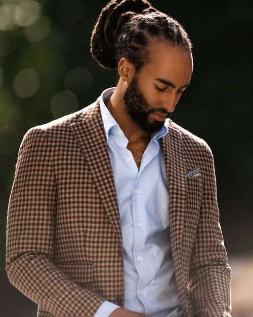 Dreadlocks can look sophisticated and professional looking as well   Disproving stereotypes!