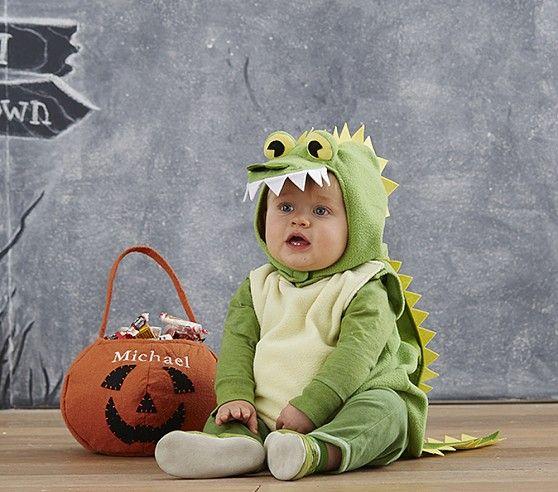 Baby Crocodile Costume Pottery Barn Kids Payten Turns