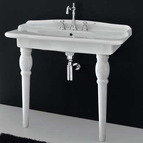 Parisi Bathware and Doorware - ceramic legs