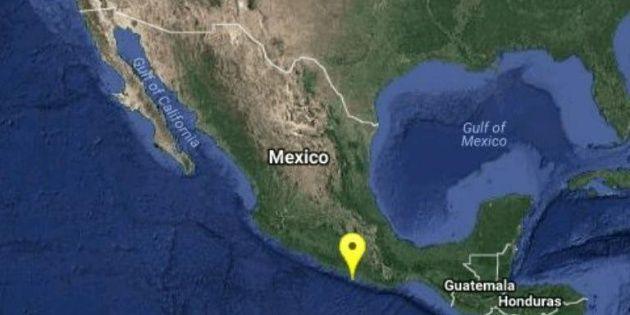 Sismo de magnitud 5.0 fue percibido en cuatro municipios de Guerrero - Informador.com.mx